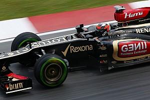 Formula 1 Rumor Rivals suspect Lotus has unfair tyre advantage - report