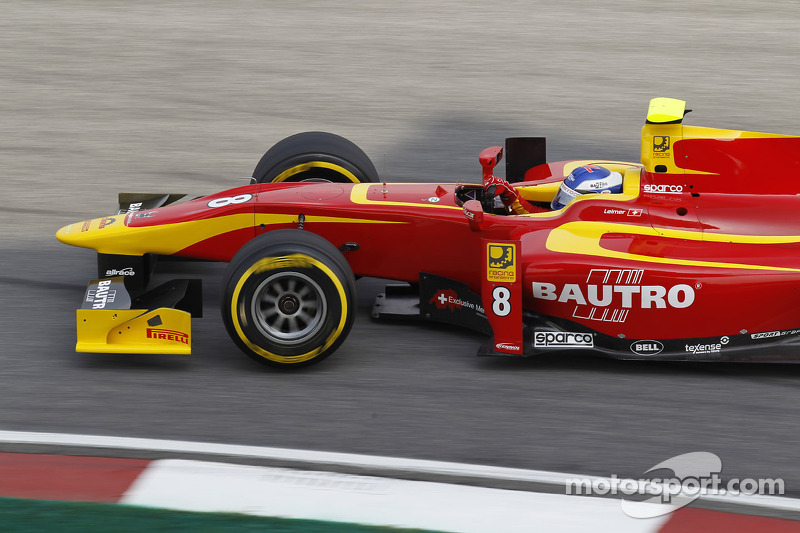 Racing Engineering's Leimer qualified on second row for Sepang's race 1