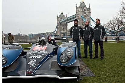 Back to black as Strakka Racing unveils HPD ARX-03c