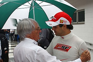 Formula 1 Breaking news Ecclestone eyes Brazil switch to Rio for 2016