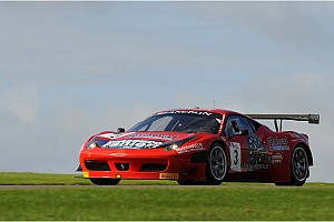 Blancpain Sprint Breaking news The engagement of AF Corse in the FIA GT Series 2013