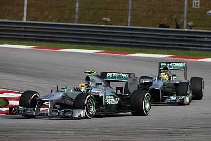 German faction sides against Brawn over Rosberg team order