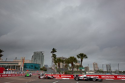 Eventful Grand Prix of St. Petersburg ends early with Hildebrand in 19th