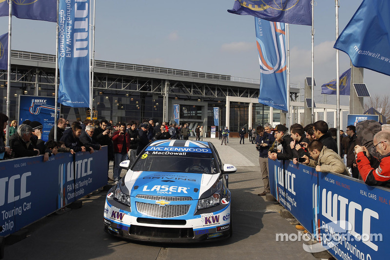 A weekend of winning and weather for Bamboo in Monza