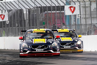 Figge and Pobst place K-PAX Volvo team on podium in St. Pete