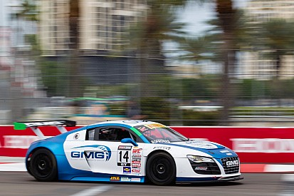 Sofronas hands Audi first podium of the new season at St. Pete