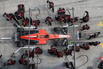 Marussia to use Ferrari or Mercedes power in 2014