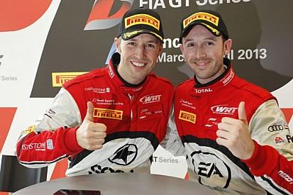 Thrilling qualifying session sees Rast take Nogaro pole