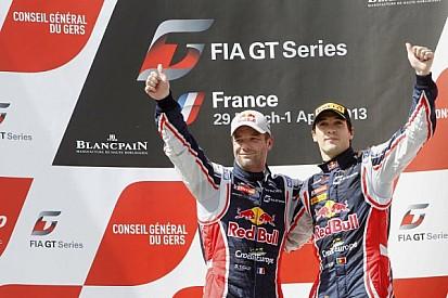 Sébastien Loeb and Alvaro Parente take qualifying race win at Nogaro