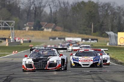 Eventful start to 2013 FIA GT Series season at Nogaro