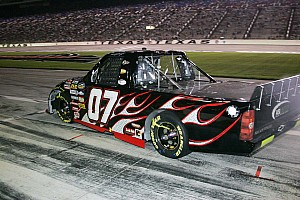 NASCAR Truck Breaking news Grant Galloway to debut with SS Green Light Racing