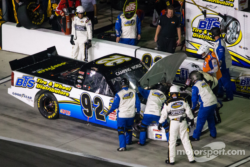 Riggs looks to bounce back from Daytona bad luck