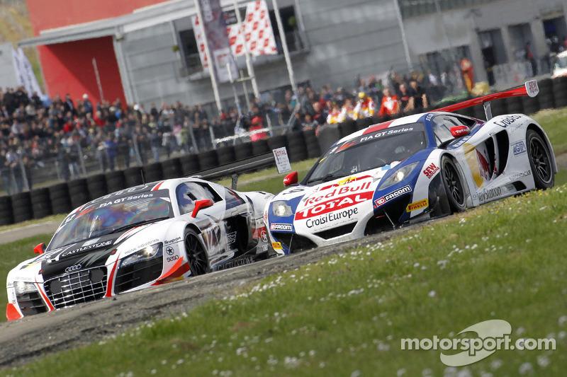 McLaren 12C GT3 and Sebastien Loeb Racing gets a good result in France