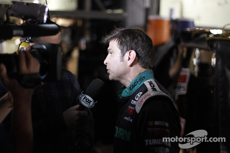 David Starr excited to get back to racing for Martinville 250