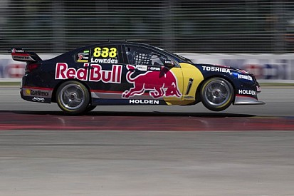 Lowndes on top and on way to record in Tasmania