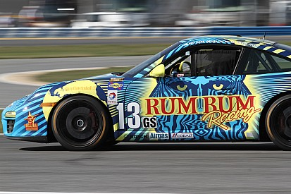 Shortened qualifying puts Rum Bum Racing eighth on the CTSCC grid in Alabama