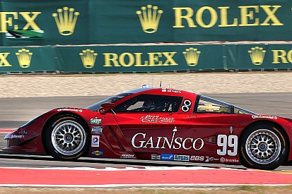 BSR back on pole at Barber Motorsports Park with Jon Fogarty's record run in Friday qualifying
