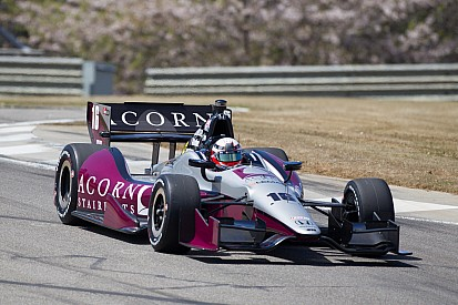 Jakes to start 11th and Rahal 21st on the Grand Prix of Alabama