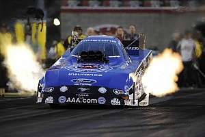 NHRA Qualifying report Brown, Hight and Edwards are No. 1 qualifiers in Las Vegas