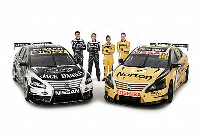 Nissan Motorsport getting up to speed at Symmons Plains