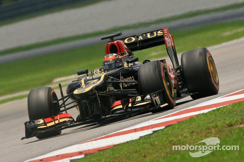 Lotus wants Pirelli to keep 'tender' tyres