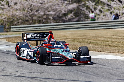 Hildebrand climbs to 17th place finish Sunday at Barber Motorsports Park
