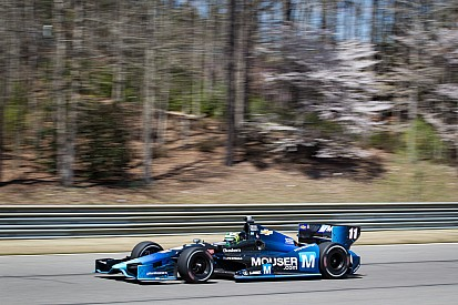 KV Racing Technology looking forward to Long Beach after disappointing race at Barber