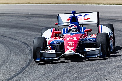 Sato bouncing back from adversity at Barber finishing 14th