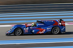European Le Mans Preview Alpine is back with Nelson Panciatici