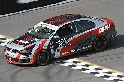 Contact, penalties can't spoil APR's day on home turf in Alabama's CTSCC race