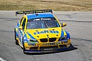 Top-five finish for Turner's #94 BMW at Barber