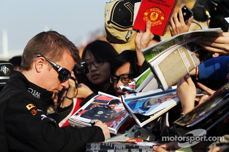 Raikkonen on 2014 - 'I could even retire'