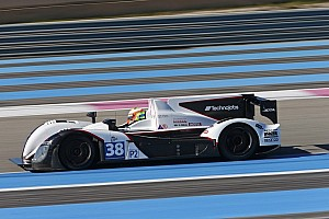 European Le Mans Practice report Jota Sport sets the pace in Silverstone's free pactice