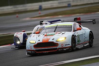 Aston Martin dominates qualifying at Silverstone