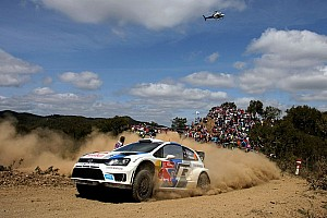 WRC Race report Victory on Rally de Portugal for Volkswagen's Ogier and Ingrassia