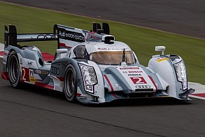 WEC Race report Audi takes one-two dramatic finish in six hours of  Silverstone