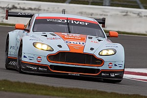 WEC Race report Aston Martin celebrates double victory at Silverstone