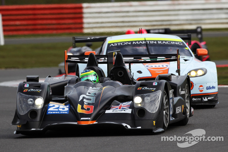 Silverstone sucess for Nissan