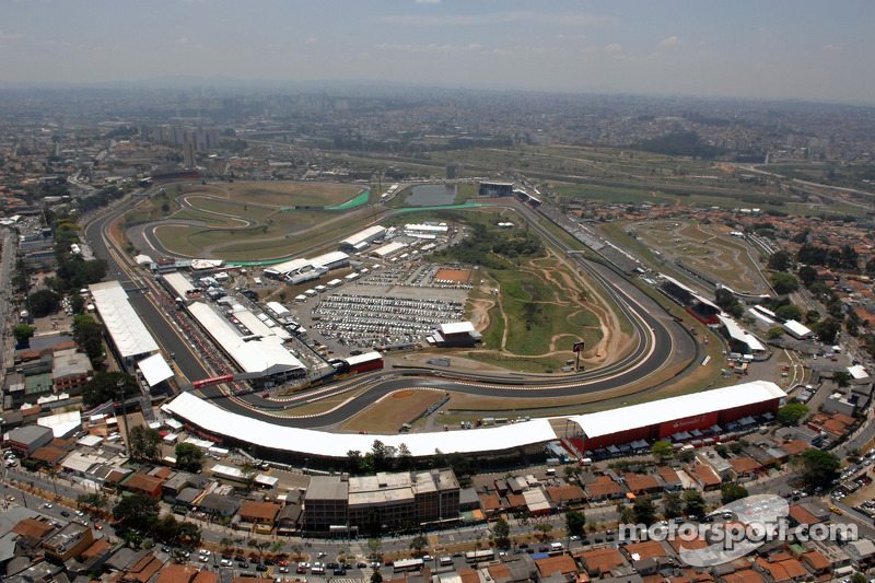 Circuit Interlagos : 2013 finale could be interlagos last f1 race