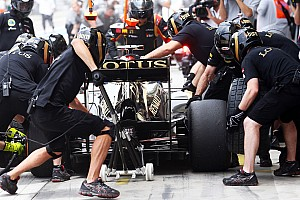Formula 1 Practice report Pirelli expects three stop strategy for Bahrain GP