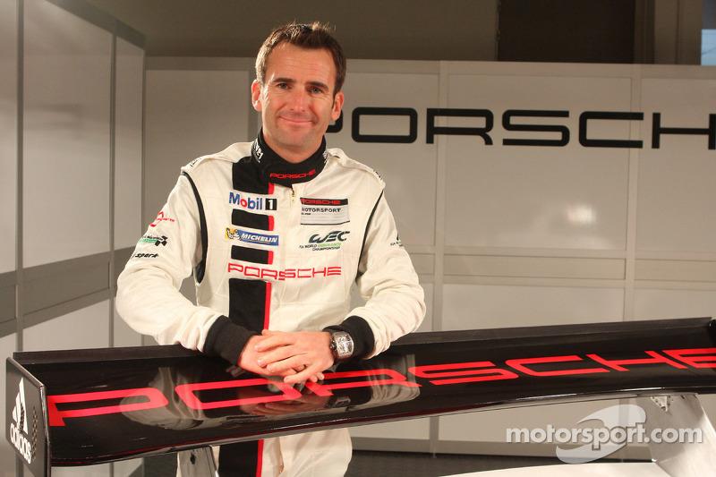 Romain Dumas thrilled to race Porsche LMP1 in 2014