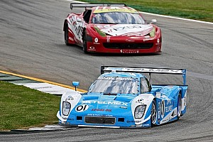 Grand-Am Qualifying report Rain cancels qualifying, Ganassi awarded pole at Road Atlanta