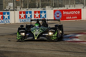 ALMS Qualifying report ESM qualifies second and third at Long Beach