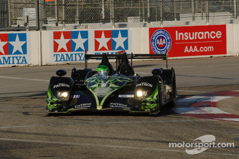 ESM qualifies second and third at Long Beach