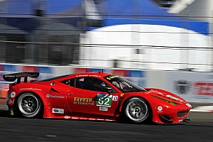 ALMS Race report Risi's Long Beach assault knocked by Harsh Penalty