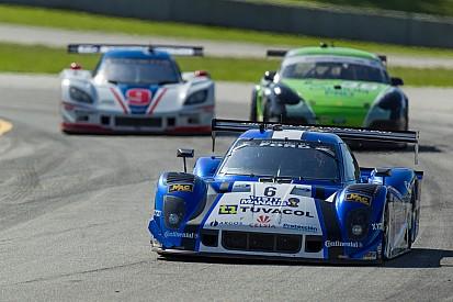 Michael Shank Racing fights to top five in Road Atlanta debut