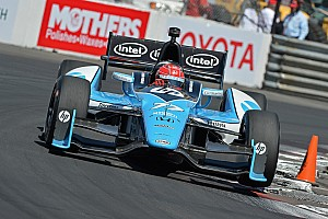IndyCar Race report Streets of Long Beach 'ebb and flow' for Pagenaud and Vautier