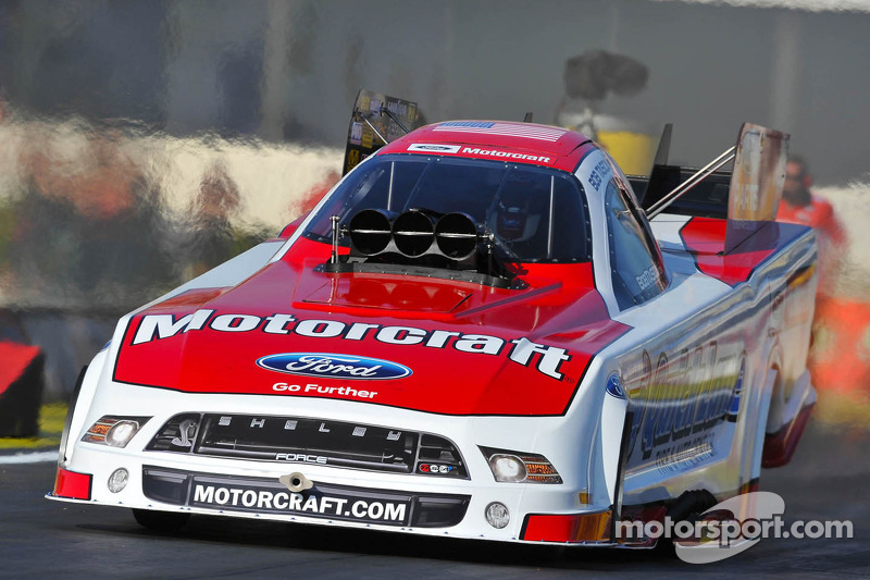 Tasca earns 100th career Funny Car round win Charlotte