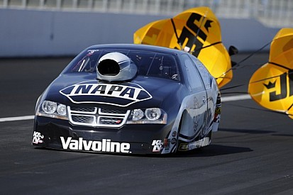 Nobile returns to the site of recent sucess at Royal Purple Raceway