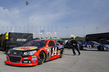 Tony Stewart eager to race at Richmond